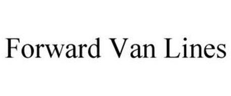 FORWARD VAN LINES
