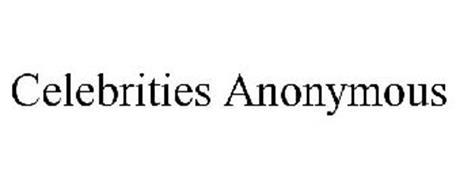CELEBRITIES ANONYMOUS