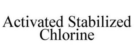 ACTIVATED STABILIZED CHLORINE
