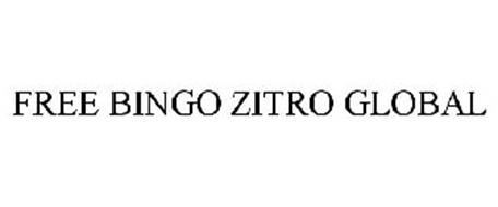 FREE BINGO ZITRO GLOBAL