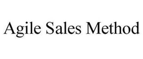 AGILE SALES METHOD