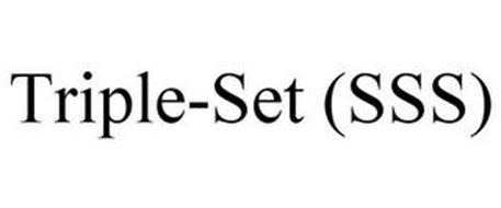 TRIPLE-SET (SSS)