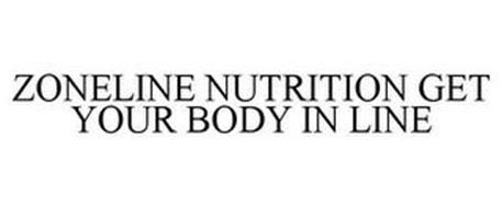 ZONELINE NUTRITION GET YOUR BODY IN LINE