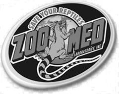 SAVE YOUR REPTILES ZOO MED LABORATORIES, INC.