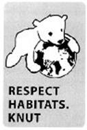 RESPECT HABITATS. KNUT