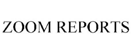 ZOOM REPORTS