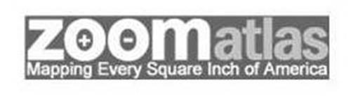 ZOOMATLAS MAPPING EVERY SQUARE INCH OF AMERICA