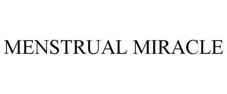 MENSTRUAL MIRACLE