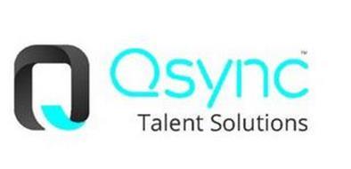 Q QSYNC TALENT SOLUTIONS