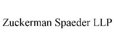 ZUCKERMAN SPAEDER LLP