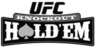 UFC KNOCKOUT HOLD'EM