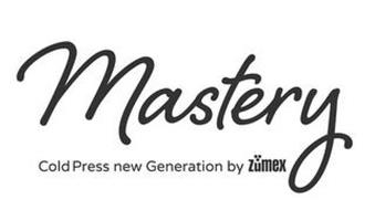 MASTERY COLD PRESS NEW GENERATION BY ZUMEX