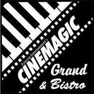 ZYACORP ENTERTAINMENT'S CINEMAGIC GRAND & BISTRO
