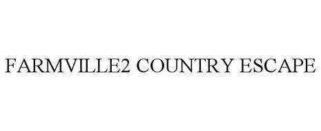 FARMVILLE2 COUNTRY ESCAPE