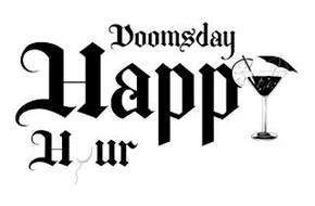 DOOMSDAY HAPPY HOUR