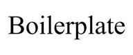 trademark - BOILERPLATE