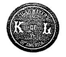 SK OF L CIGAR MAKES OF AMERICA