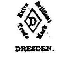 D DRESDEN EXTRA BRILLIANT