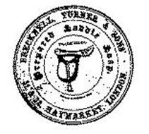 BRECKNELL, TURNER & SONS PREPARED SADDLE SOAP 31 & 32, HAYMARKET, LONDON.