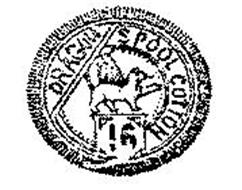 DRAGON SPOOL COTTON 16