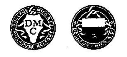 DMC DOLLFUS-MIEG & CIE MULHOUSE BELFORT