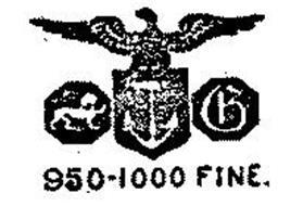 950-1000 FINE. G