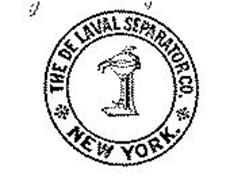 THE DE LAVAL SEPARATOR CO. NEW YORK.