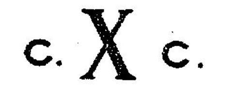 C. X C.