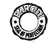 PARODI SEAL OF PERFECTION