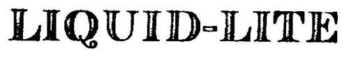 LIQUID-LITE