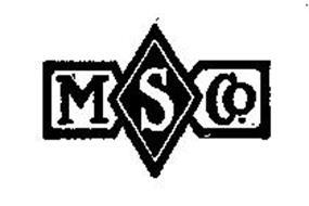 M S CO.