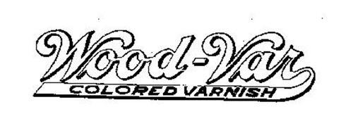 WOOD-VAR COLORED VARNISH
