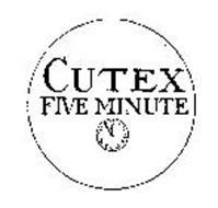CUTEX FIVE MINUTE