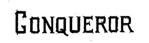 conqueror trademark of c bruno son incorporated serial number