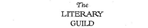 THE LITERARY GUILD