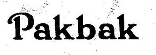 PAKBAK