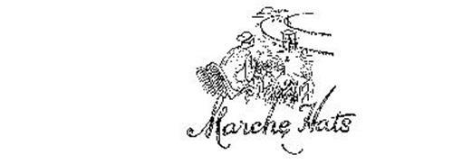 MARCHE HATS