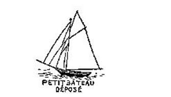 PETIT BATEAU DEPOSE