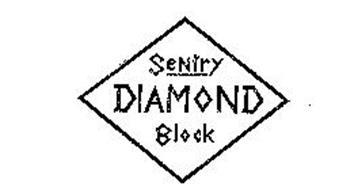 SENTRY DIAMOND BLOCK