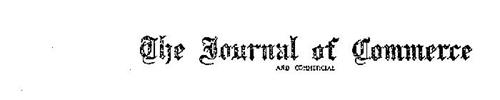 THE JOURNAL OF COMMERCE AND COMMERCIAL