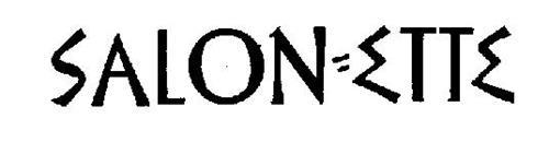 SALON=ETTE