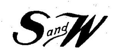 S And W >> S And W Trademark Of Tri Valley Growers Serial Number