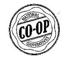 CO-OP NATIONAL COOPERATIVES