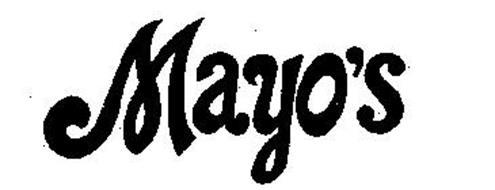 MAYO'S