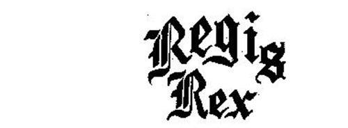 REGIS REX