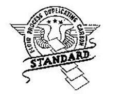 STANDARD FLUID PROCESS DUPLICATING CARBON