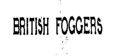 BRITISH FOGGERS