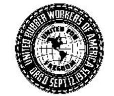 UNITED FOR FREEDOM UNITED RUBBER WORKERSOF AMERICA ORGO SEPT. 12, 1935