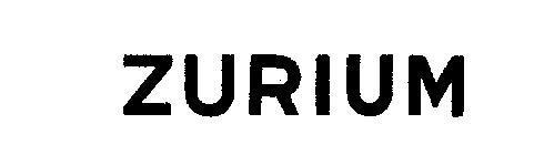 ZURIUM
