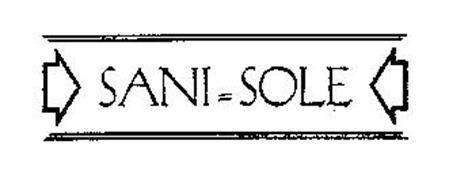 SANI-SOLE